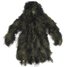 MFH Ghillie álca kabát, woodland