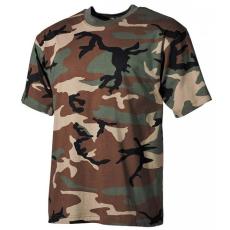 MFH gyerek trikó, minta woodland, 160g/m2