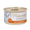 Miamor Katzenzarte Fleischpastete - csirkemáj pástétom 12x85g