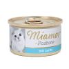 Miamor Katzenzarte Fleischpastete - lazacpástétom 24x85g