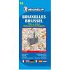 MICHELIN Brüsszel térkép - Michelin 44