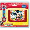 Mickey Disney Mickey digitális karóra + pénztárca