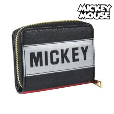 Mickey Mouse Pénztárca Mickey Mouse Kártyatartó Fekete 70685