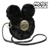 Mickey Mouse Shoulder Bag Mickey Mouse Fekete