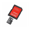 Micro SDHC CARD 16GB SANDISK + SD adapter