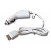 Micro-USB 3.0 2.1A fehér Autós töltő / Szivargyujtó Adapter
