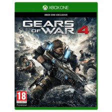 Microsoft Gears of War 4 Xbox One videójáték