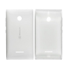 Microsoft Lumia 532/532 DS akkufedél, fehér