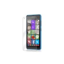 Microsoft Lumia 550 kijelző védőfólia törlőkendővel* mobiltelefon előlap