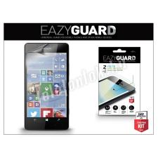 Microsoft Microsoft Lumia 950 képernyővédő fólia - 2 db/csomag (Crystal/Antireflex HD) mobiltelefon kellék