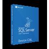Microsoft SQL Server 2017 Device CAL elektronikus tanúsítvány