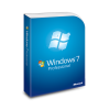 Microsoft Windows 7 Professional Multipack (10 CoA + 1 DVD) 64 bit