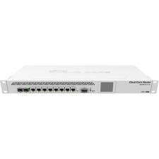 MIKROTIK CCR1009-7G-1C-1S+ hub és switch