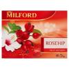 Milford csipkebogyó hibiszkusszal gyümölcstea keverék 40 filter 120 g