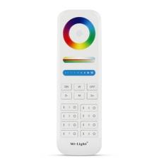MiLight Távirányító , dimmer , RGB + CCT , 8 zónás , rádiófrekvenciás távirányító