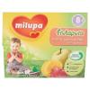 Milupa Frutapura alma-sárgabarack-eper gyümölcspüré 8 hó+ 4 db 400 g