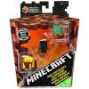 Minecraft Minecraft: Alvilágkő sorozat 3 darabos mini figura szett - kék, szürke, sárga