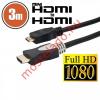 Mini HDMI kábel 3m (20426)
