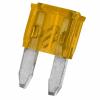 Mini késes biztosíték,11 x 8,6 mm,5A