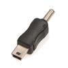 mini USB töltő adapter napelemes töltőkhöz