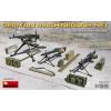 MiniArt GERMAN MACHINEGUNS SET makett 35250