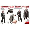 MiniArt - German Tank Crew at Rest