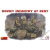 MiniArt - Soviet Infantry at Rest