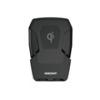 miniBatt PowerDRIVE Szellőzőrácsba illeszthető vezeték nélküli Qi töltővel ellátott telefontartó