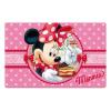 Minnie Disney Minnie tányéralátét rózsaszín 3D