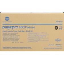 Minolta TONER PP5650, A0FP022 BLACK 19k nyomtatópatron & toner