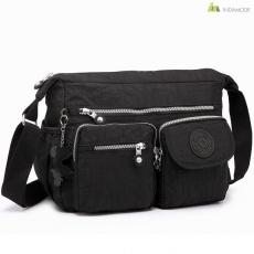 Miss Lulu Női több funkciós kényelmes és vidám táska - válltáska