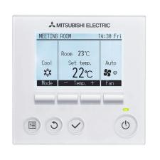 Mitsubishi Electric Kronotermosztát Légkondícionálóhoz Mitsubishi Electric PAR32MAA Fehér ventilátor