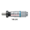 Mitutoyo Beépíthető mikrométer 5 és 6,5 mm elmozdulással