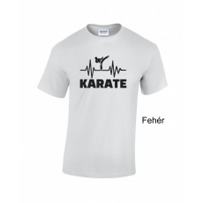 Mk Kreatív Stúdió Póló - Karate Ekg