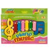 MK Toys Játék xilofon, rózsaszín