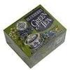Mlesna fekete áfonyás ízesítésű zöld tea 50db