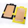 Mocolo Apple iPhone 6 Plus / 6S Plus szilikon hátlapvédő arany