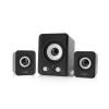 Modecom Logic LS-20 hangszóró fekete (G-Y-0LS20-BLA-2)