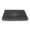 Modecom MC-CF13 - notebook hűtő - fekete (PL-MC-CF-13)