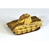 Modelcollect Germany WWII E-75 Flakpanzer with FLAK55 1945 makett AS72023