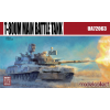 Modelcollect T-80UM1 Main Battle Tank makett UA72063