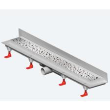 Mofém MOFÉM Linear MLS-750 KF Sarok zuhanyfolyóka minta nélküli ráccsal
