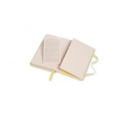 Moleskine Citron Yellow Pocket Plain Notebook Hard – Moleskine idegen nyelvű könyv