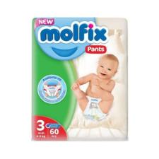 MOLFIX bugyipelenka Pants 3, 4-9kg 60db pelenka
