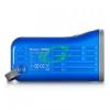 Momax kék színű iPower USB 2x lámpa funkcióval (6000 mAh)