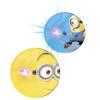 Mondo Minion világító pattogó labda - 10 cm, többféle