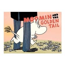 Moomin and the Golden Tail – Tove Jansson idegen nyelvű könyv