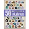 Móra Kiadó 50 tény, amit tudnod kell a találmányokról