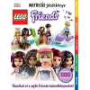 Móra Könyvkiadó LEGO Friends matricás játékkönyv