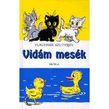 Móra Könyvkiadó VIDÁM MESÉK (18. KIADÁS) gyermek- és ifjúsági könyv